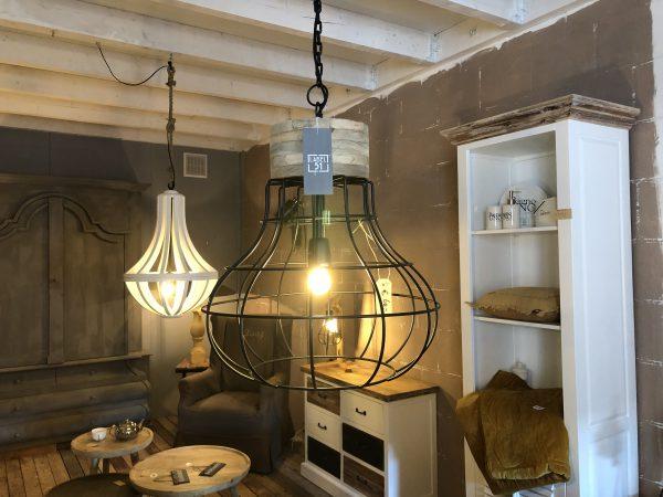 hanglamp drop_metaal