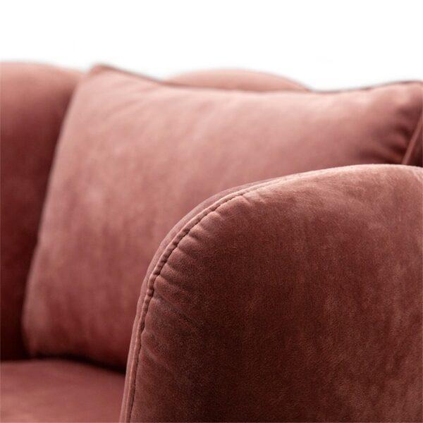 fauteuil Velvet detail