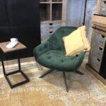 joy groen fauteuil